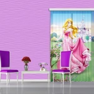 Ag Design Fotoverho Disney Aurora 140x245 Cm