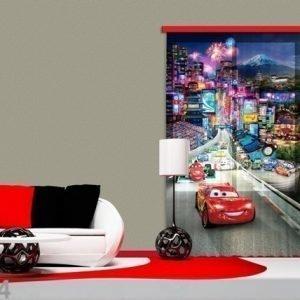 Ag Design Fotoverho Disney Cars 140x245 Cm
