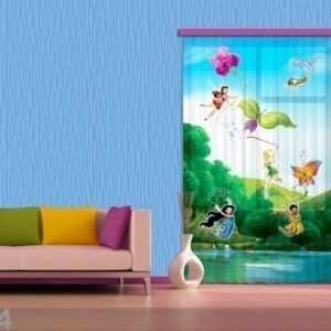 Ag Design Fotoverho Disney Fairies With Rainbow 140x245 Cm