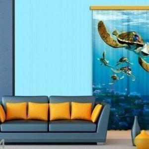 Ag Design Fotoverho Disney Finding Nemo 140x245 Cm