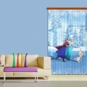 Ag Design Fotoverho Disney Ice Kingdom I 140x245 Cm