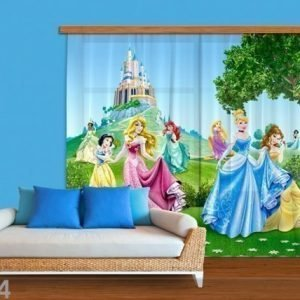 Ag Design Fotoverho Disney Princess 280x245 Cm