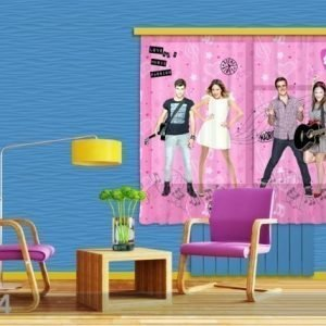 Ag Design Fotoverho Disney Violetta 180x160 Cm