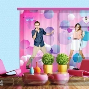 Ag Design Fotoverho Disney Violetta 280x245 Cm