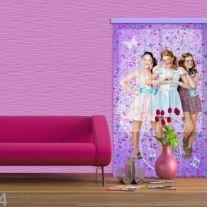 Ag Design Fotoverho Disney Violetta And Friends 140x245 Cm