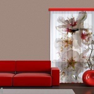 Ag Design Fotoverho Flowers 140x245 Cm