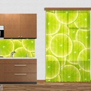 Ag Design Fotoverho Limes 140x245 Cm