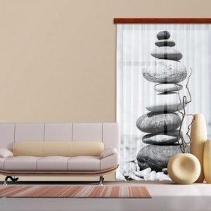 Ag Design Fotoverho Stones 140x245 Cm