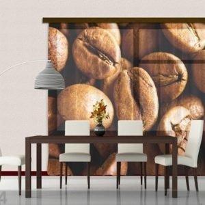 Ag Design Pimentävä Fotoverho Coffee 280x245 Cm