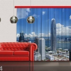 Ag Design Pimentävä Fotoverho Dubai 280x245 Cm