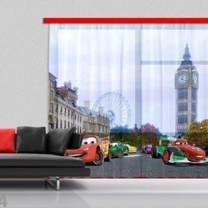 Ag Design Verho Disney Cars 280x245 Cm