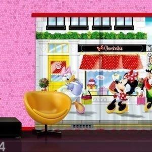 Ag Design Verho Disney Minnie 280x245 Cm