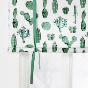 Cactus Laskosverho Valkoinen