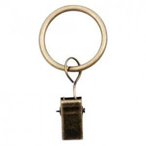 Db Verhorengas Nipistimellä 10 Kpl Antiikkinen Messinki