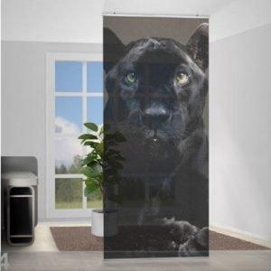 Ed Paneeliverho Black Puma I