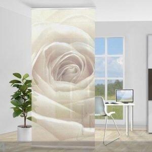 Ed Paneeliverho Pretty White Rose V
