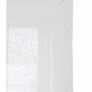 Ellos Paneeliverhot Pellavavoileeta Valkoinen Leveys 45 Cm 2-Pakkaus