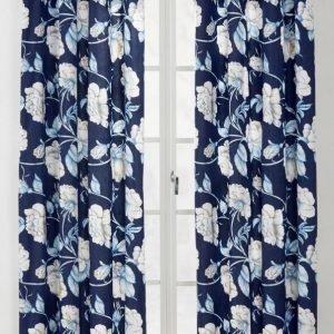 Floralisa Rengasverhot 2-Pakkaus Sininen