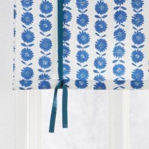 Flower Patch Laskosverho Sininen