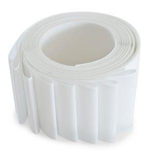 Hasta Lamelliverho Valkoinen 250 Cm 89 Mm 8-Pakkaus