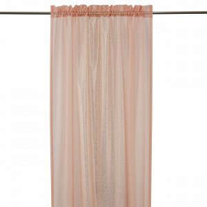 Hemtex Adriane Curtain With Head And Verho Roosa 140x240 Cm