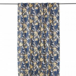 Hemtex Augusta Curtain With Hidden Lo Verho Multi 120x240 Cm