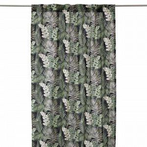 Hemtex Borneo Curtain Verho Monivärimusta 120x240 Cm