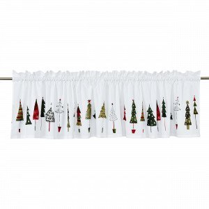 Hemtex Christmas Tree Pelmet Kappaverho Multi 220x50 Cm