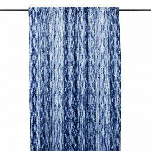 Hemtex Dyning Yhdistelmänauhaverho Monivärisininen 135x240 Cm