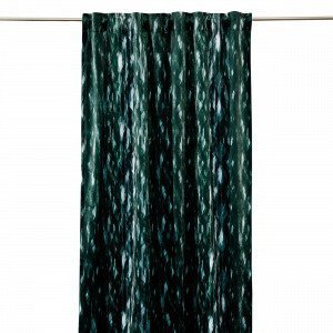 Hemtex Dyning Yhdistelmänauhaverho Vihreä 135x240 Cm