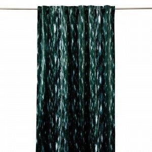Hemtex Dyning Yhdistelmänauhaverho Vihreä 135x300 Cm