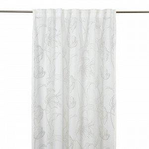 Hemtex Haag Yhdistelmänauhaverho Valkoinen 140x300 Cm
