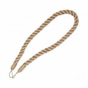 Hemtex Jute Twist Curtain Tie Band Verhotamppi Pellava