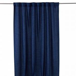 Hemtex Orleans Yhdistelmänauhaverho Sininen 140x300 Cm