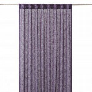 Hemtex Otto Tape Curtain Piilolenkkiverho Syreeni 140x300 Cm