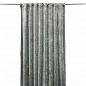Hemtex Sammy Samettiverho Oliivinvihreä 130x300 Cm