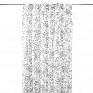 Hemtex Stjärnfall Curtain W. Hidden L Verho Hopea 120x240 Cm