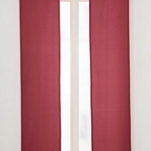 Jotex Colour Paneeliverhot Roosa 2-Pakkaus