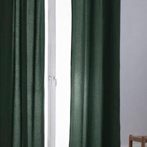 Jotex Colour Rengasverhot Ekologinen Vihreä 2-Pakkaus