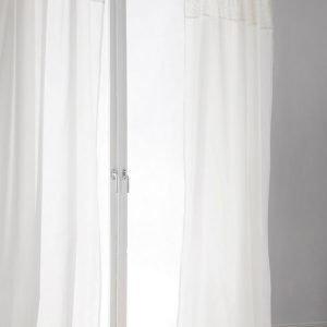 Jotex Daisy Sivuverho Valkoinen 1-Pakkaus