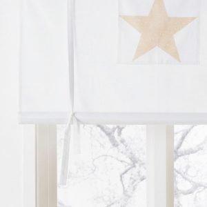 Jotex Kid Star Laskosverho Valkoinen