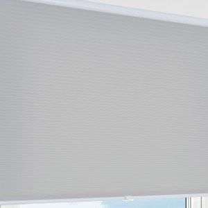 Kirsch Alva Laskoskaihdin Harmaa 120x160 Cm
