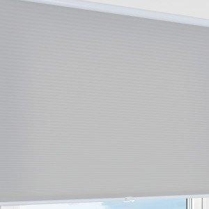 Kirsch Alva Laskoskaihdin Harmaa 90x160 Cm