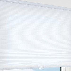 Kirsch Alva Laskoskaihdin Valkoinen 130x160 Cm