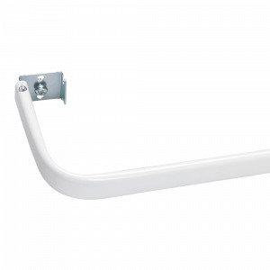 Kirsch G Kisko Yksinkertainen Valkoinen 12 Cm