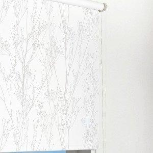 Kirsch Jenny Pimentävä Rullaverho Valkoinen 80x165 Cm