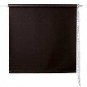Kirsch Pimentävä Rullaverho Musta 140x165 Cm