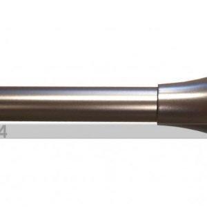 Kirsch Verhotankosetti Chrome 210-310 Cm
