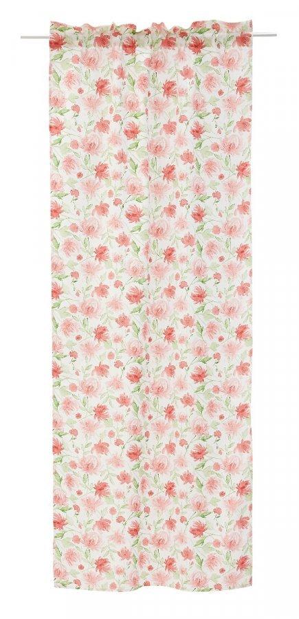 Koodi Belinda Verho Valkoinen Pinkki Vihreä 2-Pakkaus