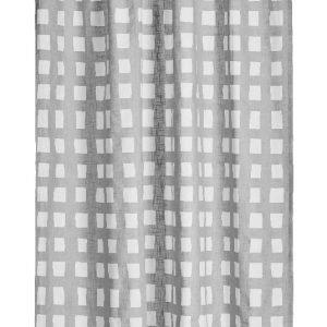 Koodi Grid Verho 140x240 Cm 2-Pakkaus